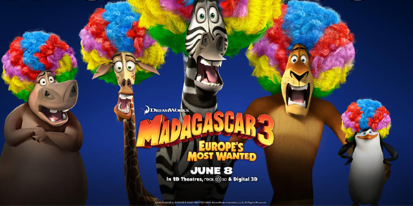 madagascar 3 in theaters friday june 8th trailerpreview