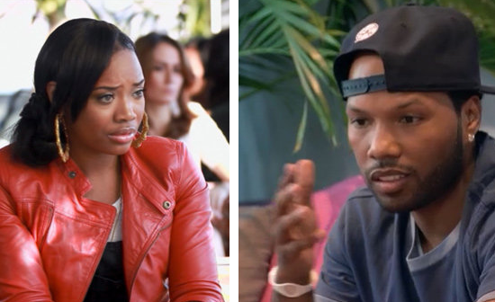 Yandy Smith and Mandeecees