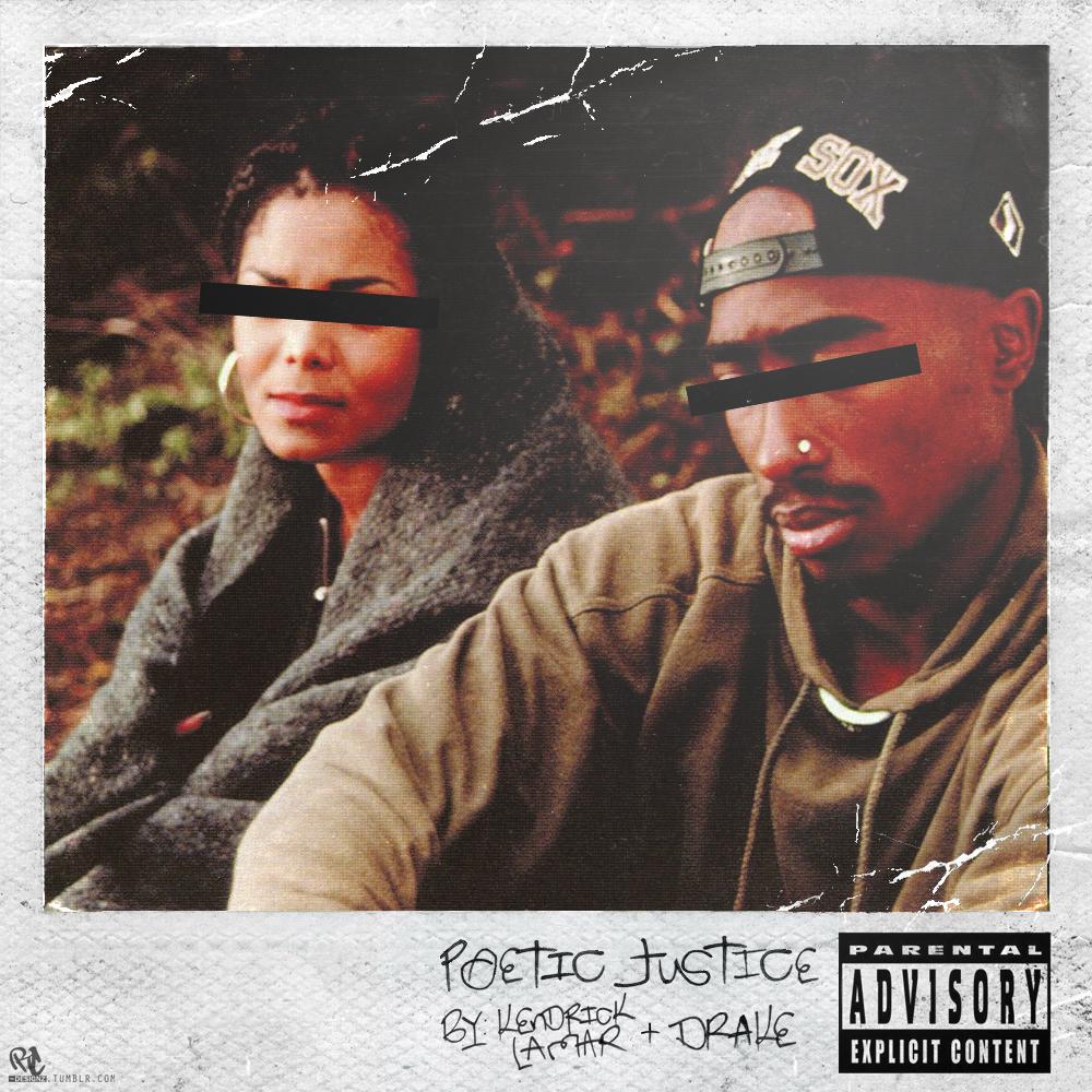 Kendrick Lamar Feat Drake Poetic Justice Official Video