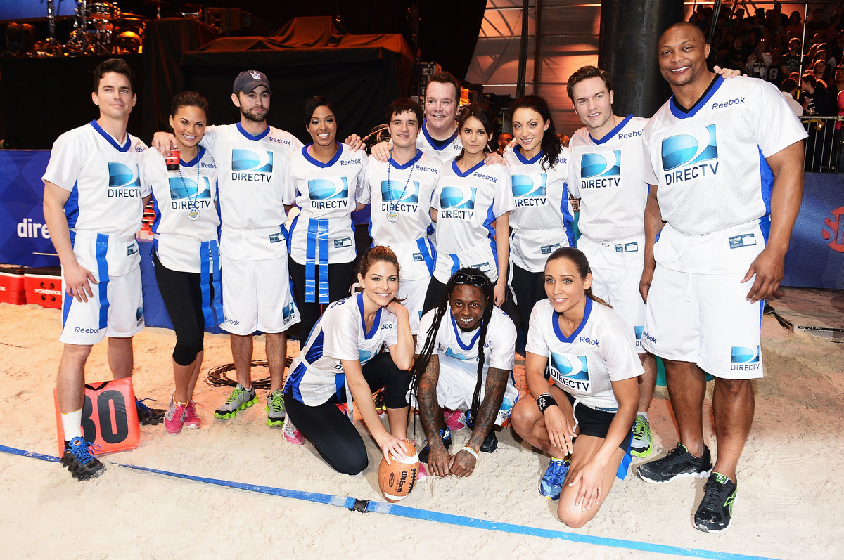 CELEBRITY BEACH BOWL - HotNewHipHop