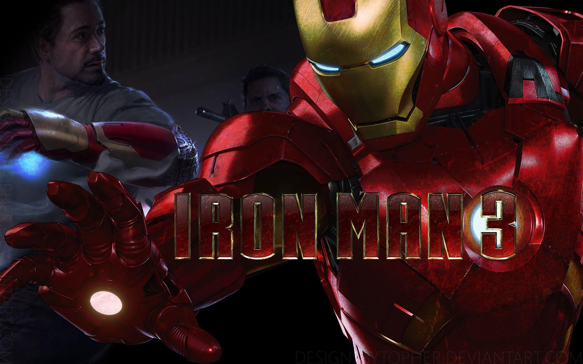 Iron Man poster blog