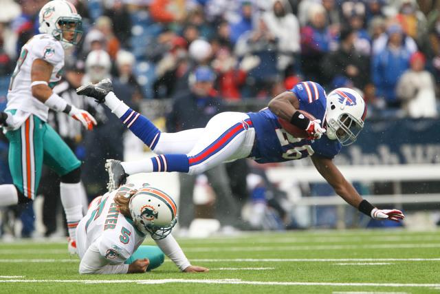 NFL: DEC 18 Dolphins at Bills