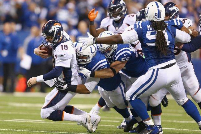 Colts sack Peyton