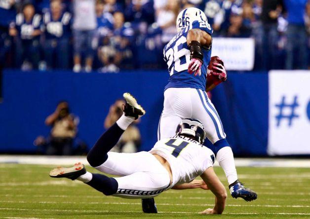 Colts win