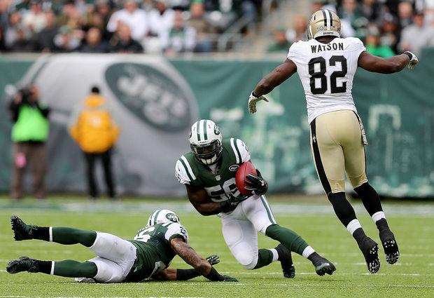 Jets pick
