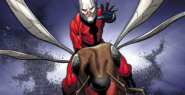 Comic Ant Man
